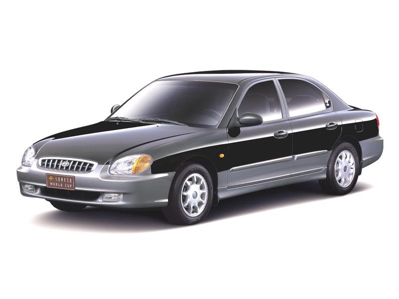 Hyundai Sonata седан, 1998–2001, EF - отзывы, фото и характеристики на Car.ru