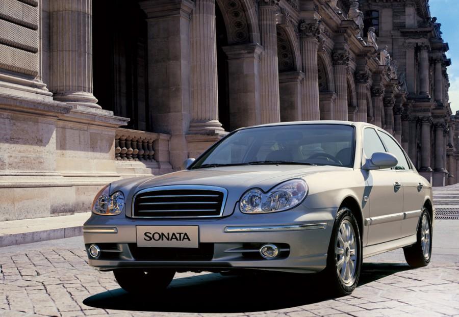 Hyundai Sonata Tagaz седан 4-дв., 2001–2013, EF New [рестайлинг] - отзывы, фото и характеристики на Car.ru