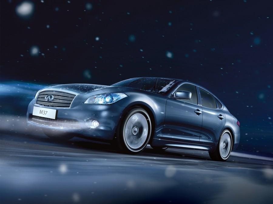 Infiniti M-Series седан 4-дв., 2010–2013, Y51 - отзывы, фото и характеристики на Car.ru
