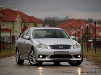 Infiniti M-Series, Y50 [рестайлинг], M35 седан, 2006–2010