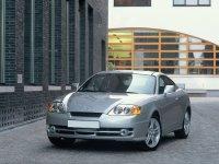 Hyundai Tiburon, GK, Купе, 2003–2004