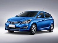 Hyundai Solaris, 1 поколение [рестайлинг], Хетчбэк, 2014–2016