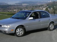Infiniti G-Series, 1 поколение, Седан, 1991–1996