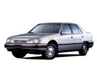 Hyundai Sonata, Y2, Седан, 1987–1991