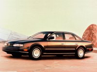 Infiniti Q45, 1 поколение, Седан, 1989–1996
