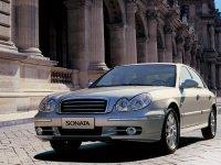 Hyundai Sonata, EF New [рестайлинг], Tagaz седан 4-дв., 2001–2013