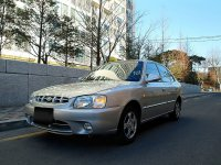 Hyundai Verna, LC, Хетчбэк 5-дв., 2000–2003