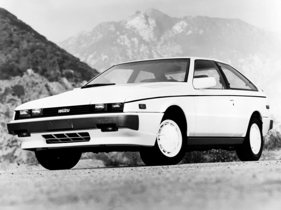 Isuzu Impulse купе, 1990–1995, Coupe - отзывы, фото и характеристики на Car.ru