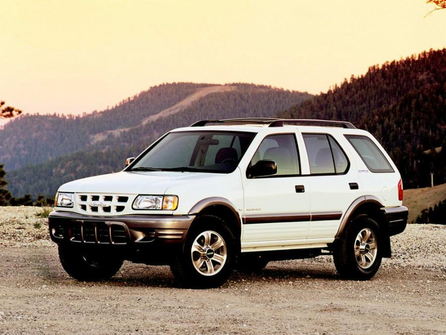 Isuzu Rodeo внедорожник 5-дв., 1998–2014, 1 поколение - отзывы, фото и характеристики на Car.ru