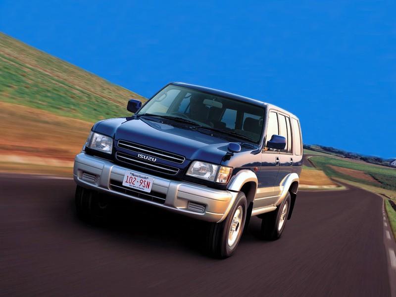 Isuzu Bighorn внедорожник, 1987–2002, 1 поколение - отзывы, фото и характеристики на Car.ru