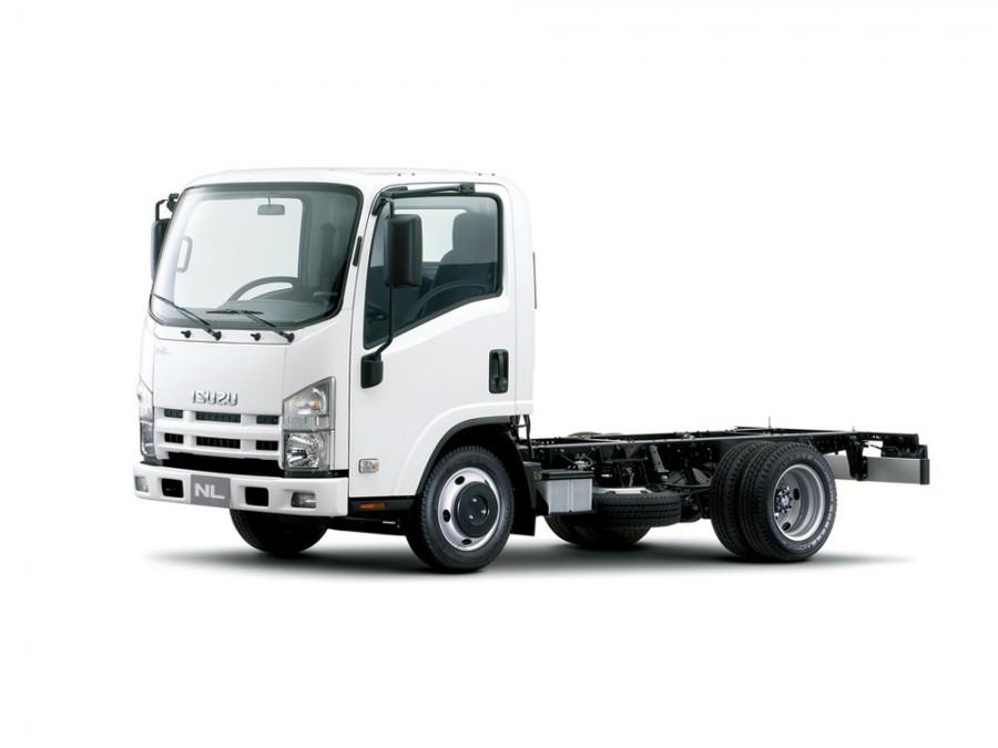 Isuzu N-Series шасси 2-дв., 2008–2014, 6 поколение - отзывы, фото и характеристики на Car.ru