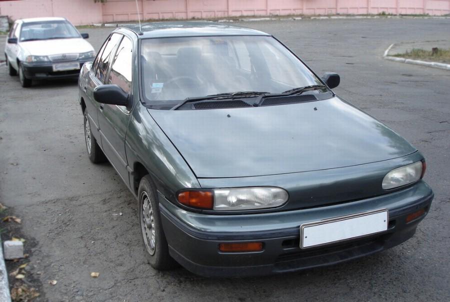 Isuzu Gemini седан, 1988–1992, 1 поколение - отзывы, фото и характеристики на Car.ru