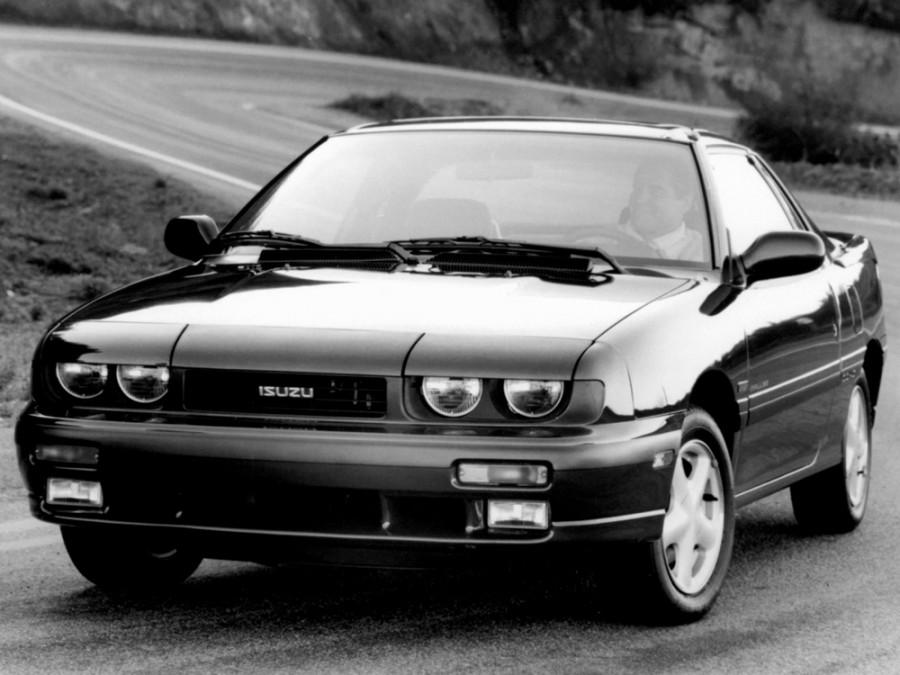 Isuzu Piazza хетчбэк, 1991–1992, 2 поколение - отзывы, фото и характеристики на Car.ru
