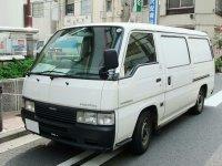 Isuzu Fargo, 2 поколение, Микроавтобус, 1995–2001