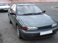 Isuzu Gemini, 1 поколение, Седан, 1988–1992