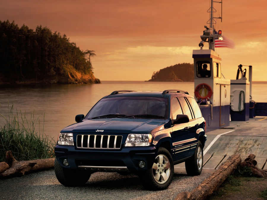 Jeep Grand Cherokee внедорожник, 1999–2004, WJ - отзывы, фото и характеристики на Car.ru