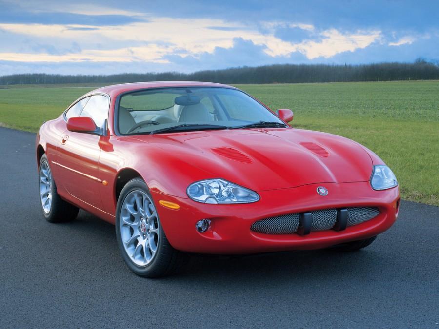 Jaguar XK XKR купе, 1996–2002, Х100 - отзывы, фото и характеристики на Car.ru
