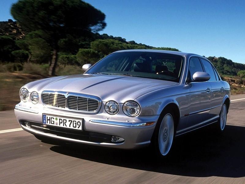 Jaguar XJ седан 4-дв., 2003–2007, X350 - отзывы, фото и характеристики на Car.ru