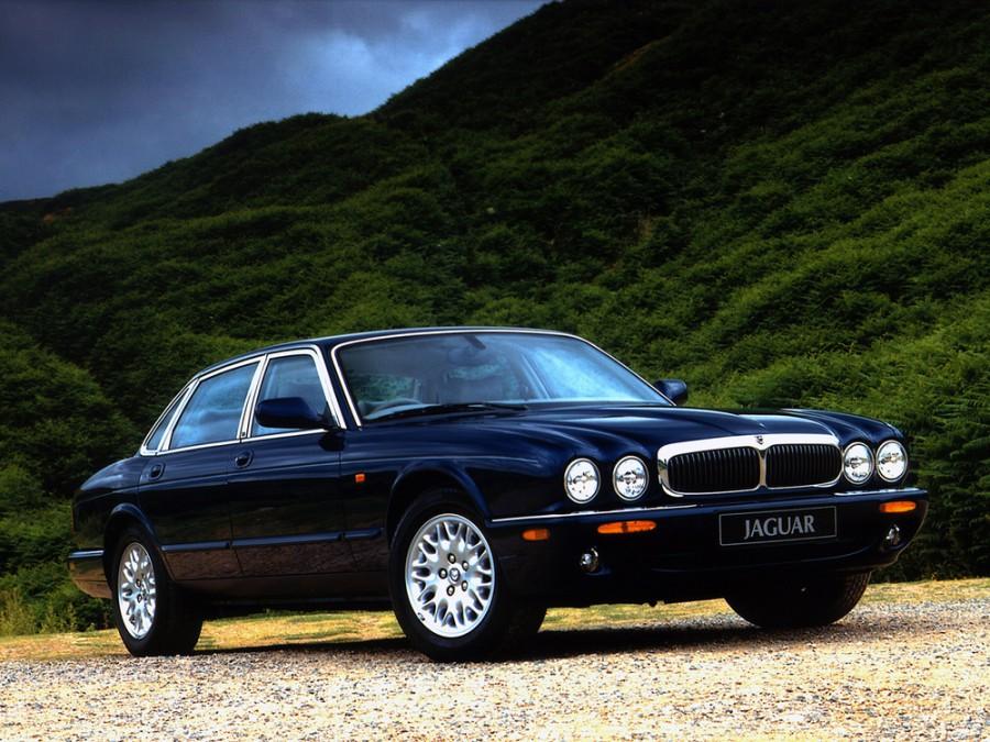 Jaguar XJ седан 4-дв., 1997–2003, X308 [рестайлинг] - отзывы, фото и характеристики на Car.ru