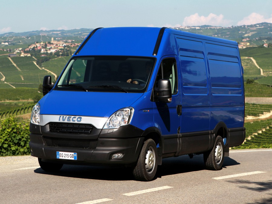 Iveco Daily фургон, 2011–2014, 4 поколение [2-й рестайлинг] - отзывы, фото и характеристики на Car.ru