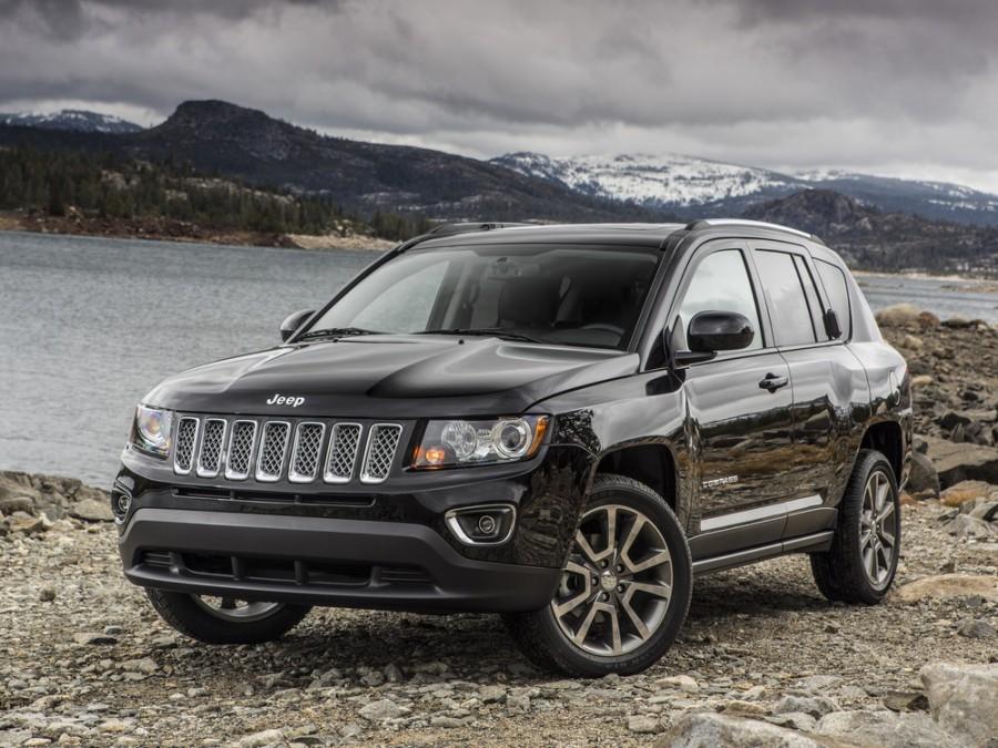 Jeep Compass кроссовер, 2013–2015, 1 поколение [2-й рестайлинг] - отзывы, фото и характеристики на Car.ru
