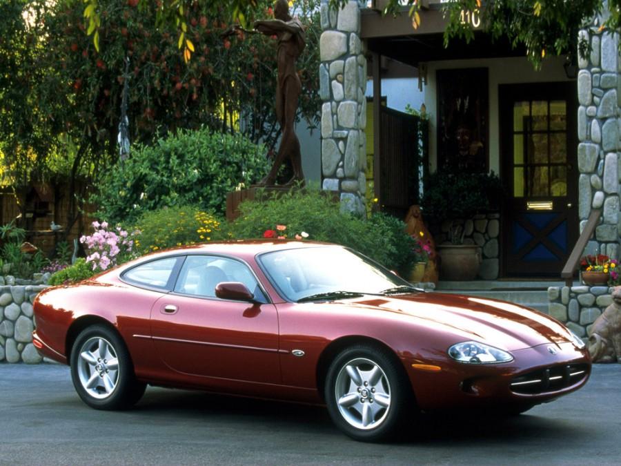 Jaguar XK XK8 купе, 1996–2002, Х100 - отзывы, фото и характеристики на Car.ru