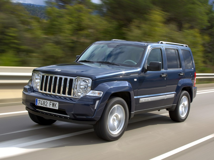 Jeep Cherokee внедорожник, 2007–2013, KK - отзывы, фото и характеристики на Car.ru