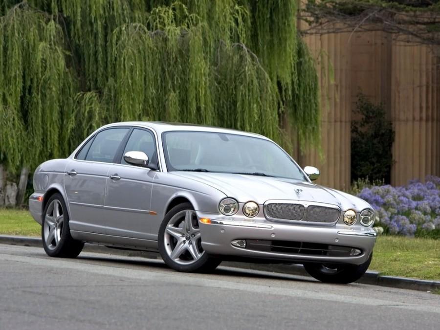 Jaguar XJ Super V8 седан, 2003–2007, X350 - отзывы, фото и характеристики на Car.ru