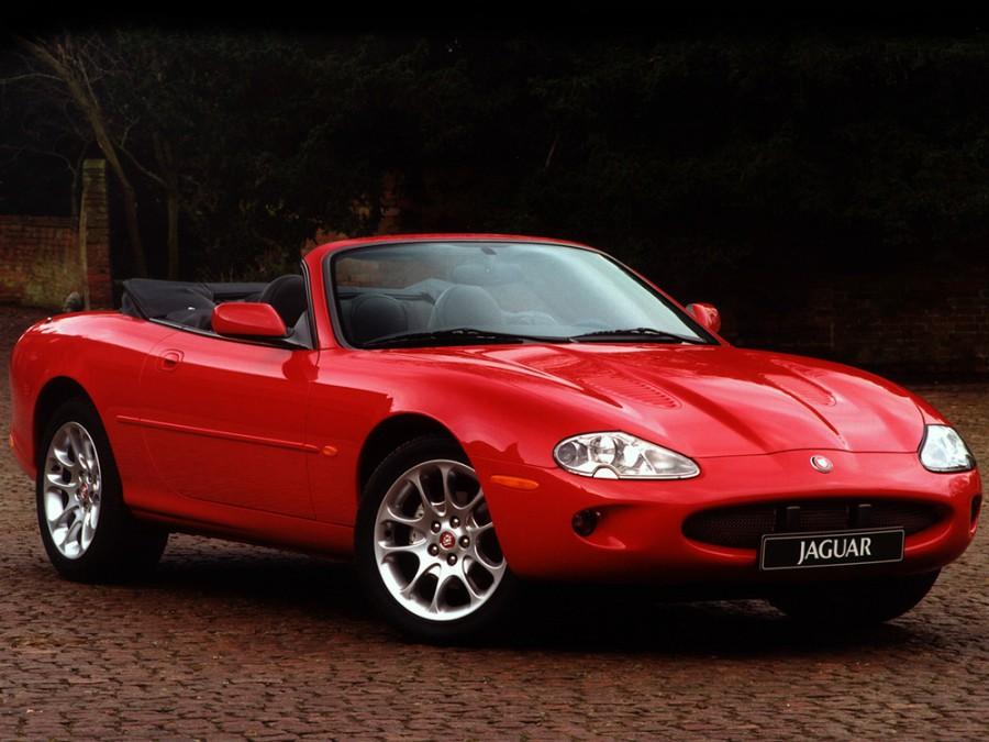 Jaguar XK XKR кабриолет, 1996–2002, Х100 - отзывы, фото и характеристики на Car.ru
