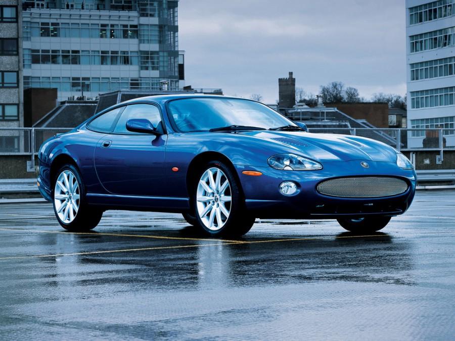Jaguar XK XKR купе, 2004–2006, Х100 [2-й рестайлинг] - отзывы, фото и характеристики на Car.ru