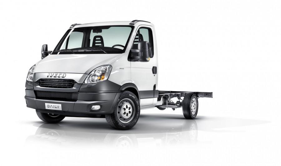 Iveco Daily шасси 2-дв., 2011–2014, 4 поколение [2-й рестайлинг] - отзывы, фото и характеристики на Car.ru