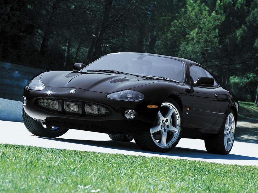 Jaguar XK XKR купе, 2002–2004, Х100 [рестайлинг] - отзывы, фото и характеристики на Car.ru