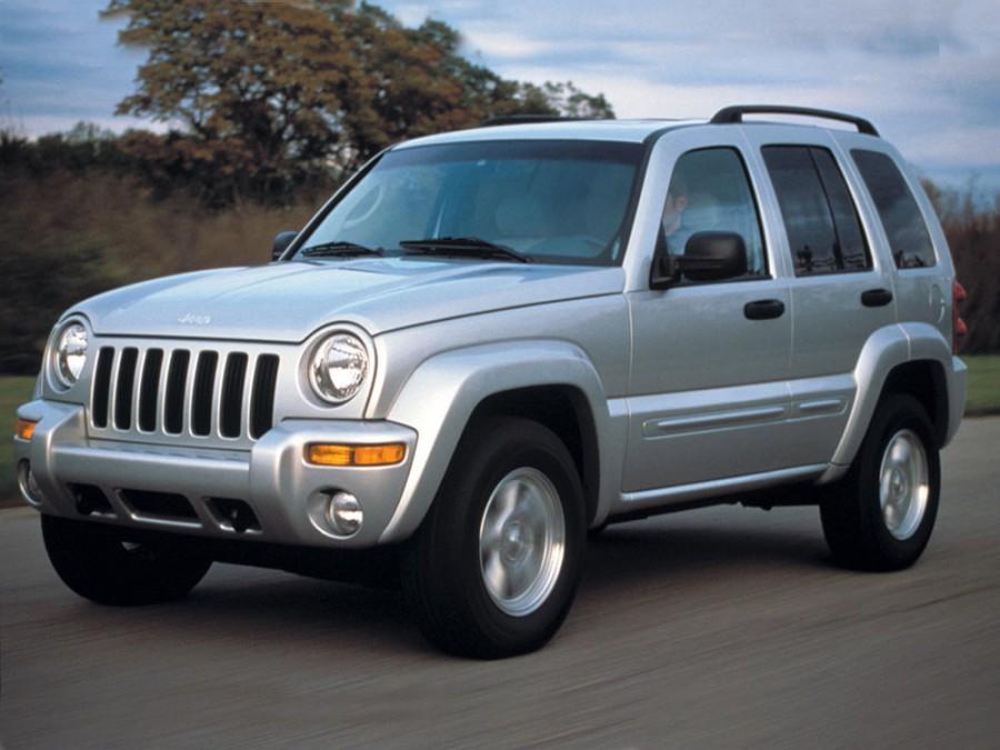 Jeep Liberty кроссовер, 2001–2007, 1 поколение - отзывы, фото и характеристики на Car.ru