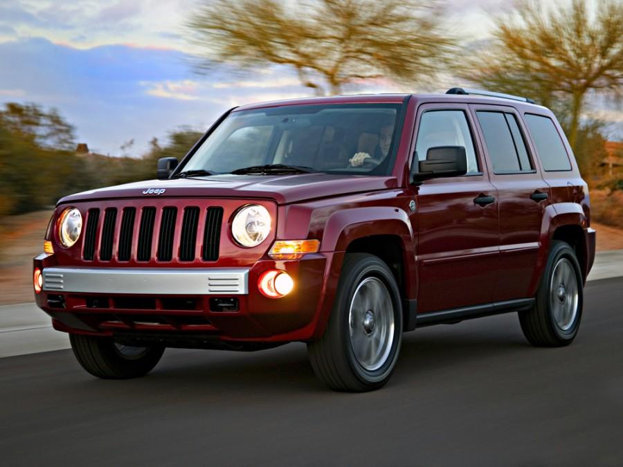 Jeep Patriot кроссовер, 2007–2016, 1 поколение - отзывы, фото и характеристики на Car.ru