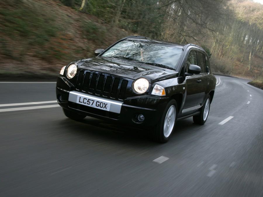 Jeep Compass кроссовер, 2006–2010, 1 поколение - отзывы, фото и характеристики на Car.ru