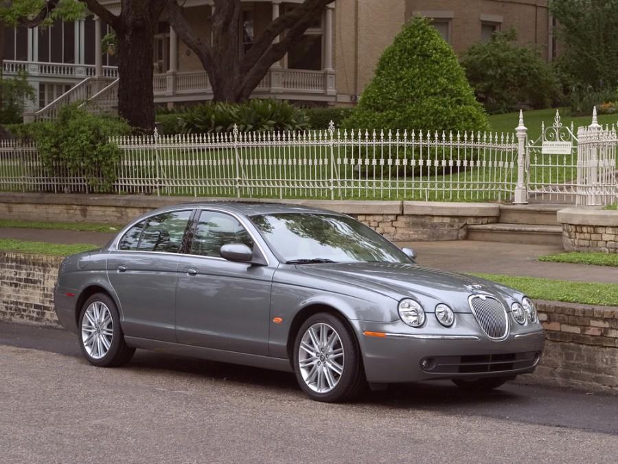 Jaguar S-type седан, 2004–2008, 1 поколение [рестайлинг], 3.0 AT (238 л.с.), характеристики