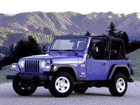 Jeep Wrangler, TJ, Кабриолет, 1997–2006