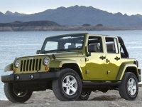 Jeep Wrangler, JK, Кабриолет 4-дв., 2006–2011