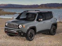 Jeep Renegade, 1 поколение, Trailhawk кроссовер 5-дв., 2015–2016