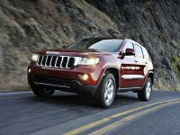 Jeep Grand Cherokee, WK2, Внедорожник, 2010–2014