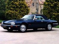 Jaguar XJS, 2 поколение, Кабриолет, 1991–1996