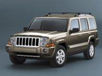 Jeep Commander, 1 поколение, Внедорожник, 2006–2010