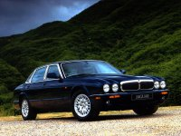Jaguar XJ, X308 [рестайлинг], Седан 4-дв., 1997–2003