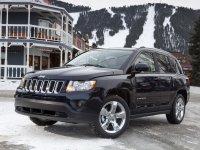Jeep Compass, 1 поколение [рестайлинг], Кроссовер, 2011–2013