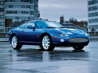 Jaguar XK, Х100 [2-й рестайлинг], Xkr купе, 2004–2006