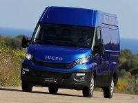 Iveco Daily, 5 поколение, Фургон