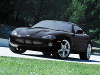 Jaguar XK, Х100 [рестайлинг], Xkr купе, 2002–2004