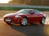 Jaguar XK, X150 [рестайлинг], Xkr купе 2-дв., 2009–2013
