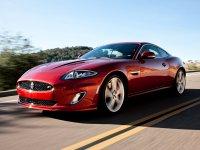 Jaguar XK, X150 [2-й рестайлинг], Xkr купе 2-дв., 2011–2014