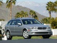 Jaguar X-Type, 1 поколение, Универсал, 2001–2007